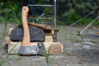 ハスクバーナの手斧 (38cm)。バイクだけじゃないハスクバーナ。|レビュー
