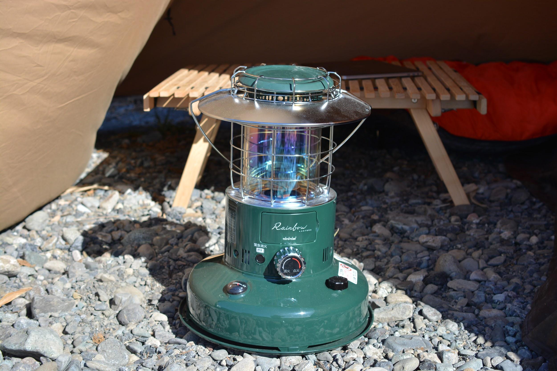 トヨトミ レインボーストーブ(石油ストーブ)RL-250-G レビュー