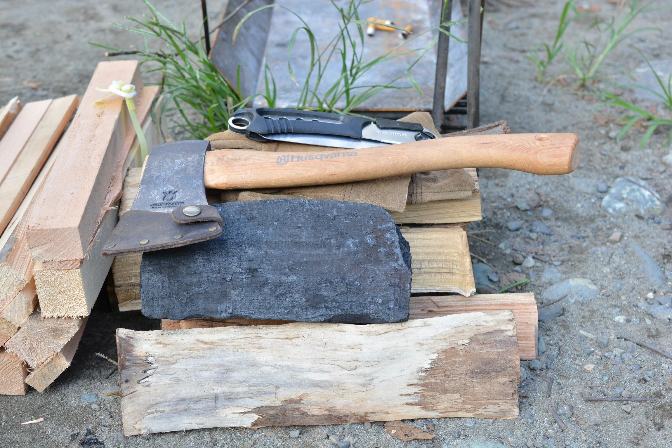 ハスクバーナ 手斧(38cm)