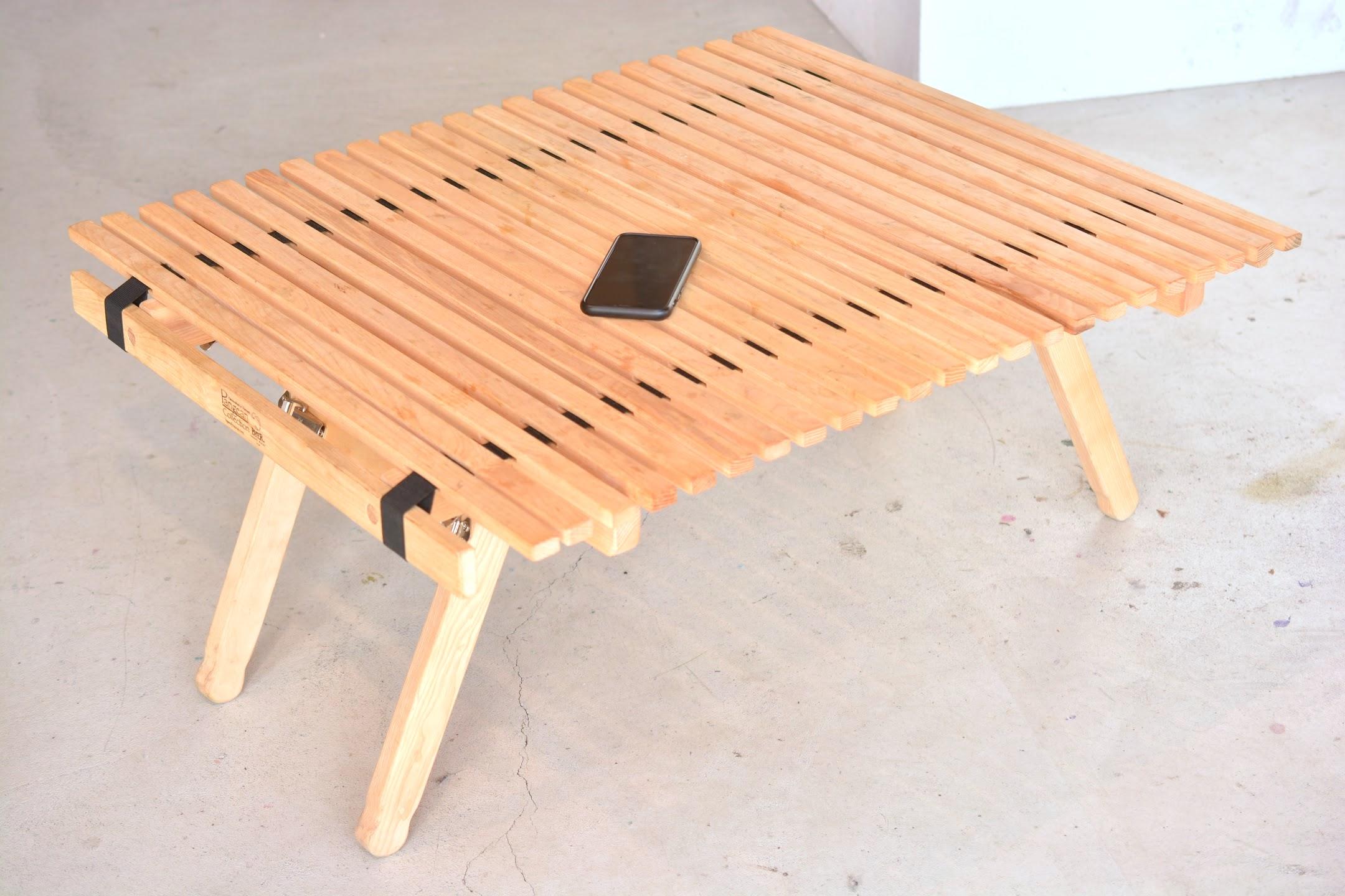 パンジーン バレーローロールトップテーブル