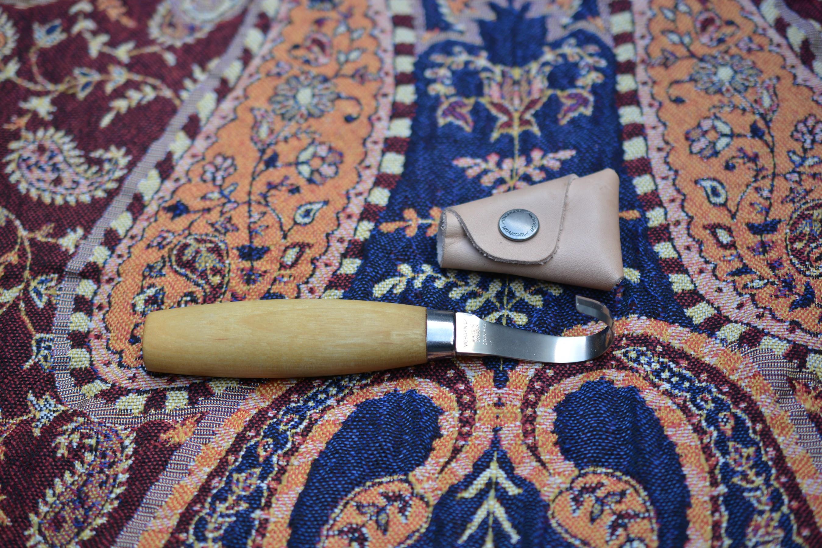 モーラ・ナイフ フックナイフ164 ライト