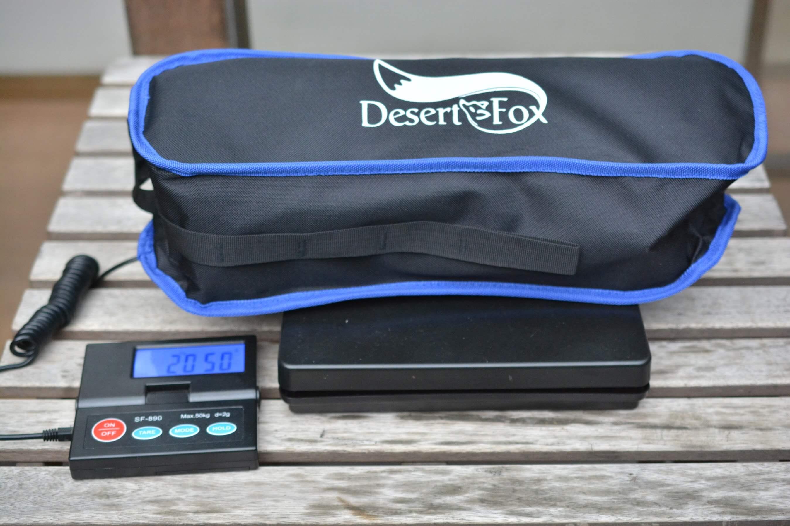 DesertFox アウトドアチェア 重量
