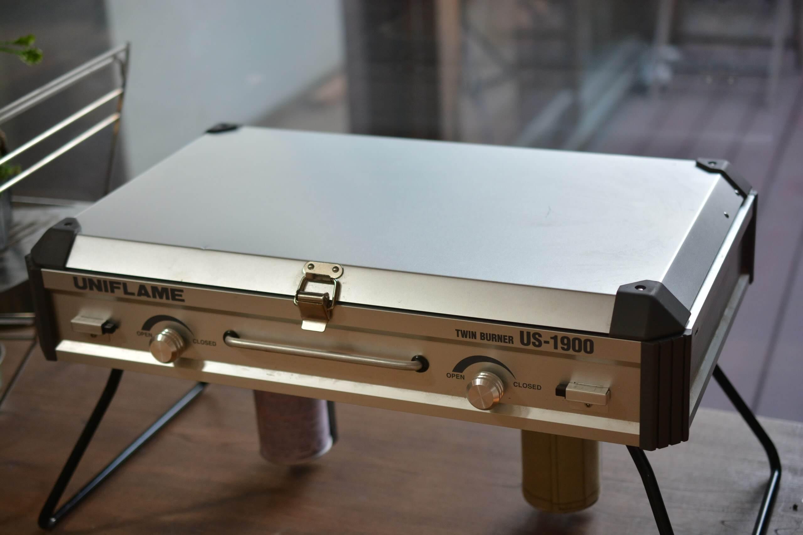 ユニフレーム ツインバーナーUS-1900 風防
