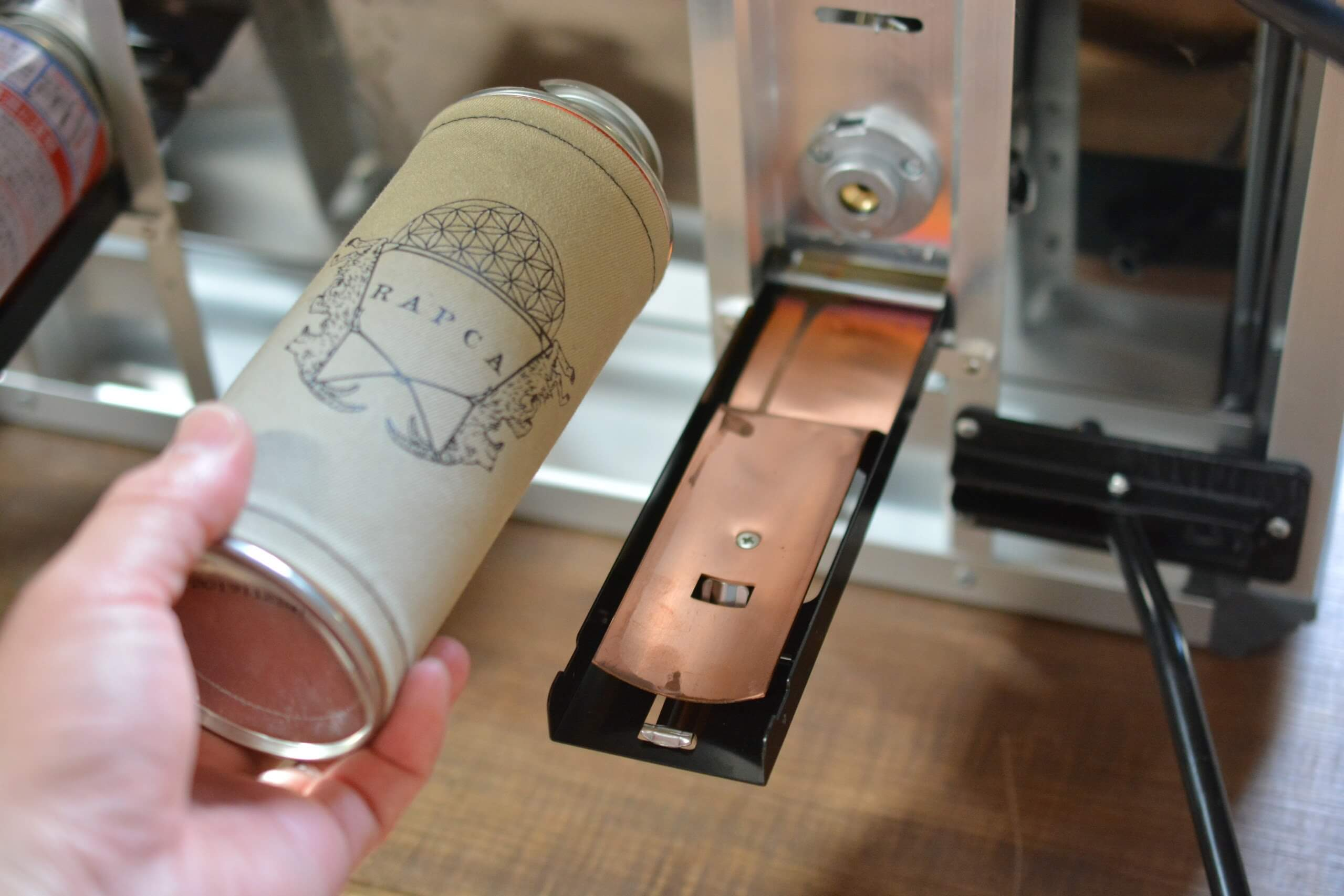 ユニフレーム ツインバーナーUS-1900 パワーブースター(加温器)