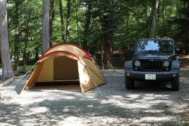 スノーピーク ヴォールトレビュー。トータルバランスヨシでずっと使い続けられるテント。