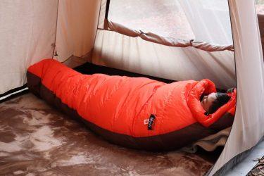 テントの底冷え対策。多層レイヤリングで氷点下でも快眠キャンプ。
