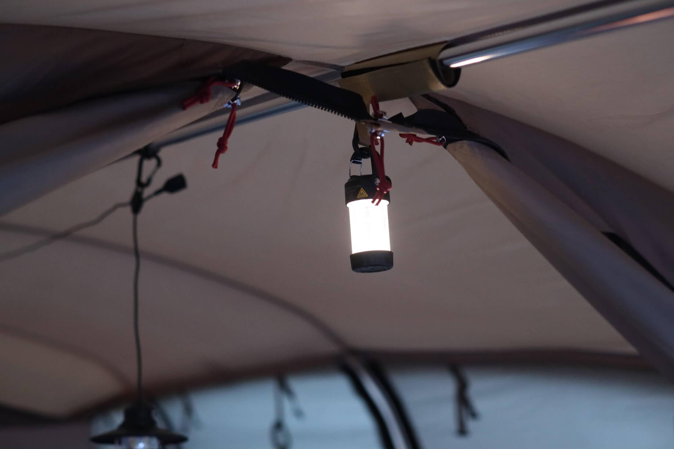 LEDLENSER(レッドレンザー)社 ML4 テント内照明
