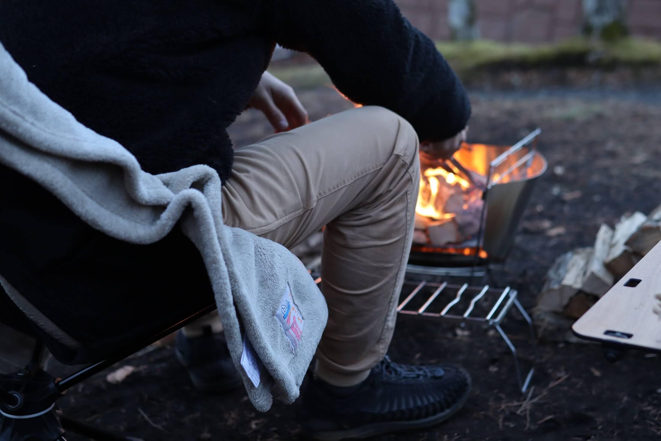 おすすめの焚き火周辺アイテム