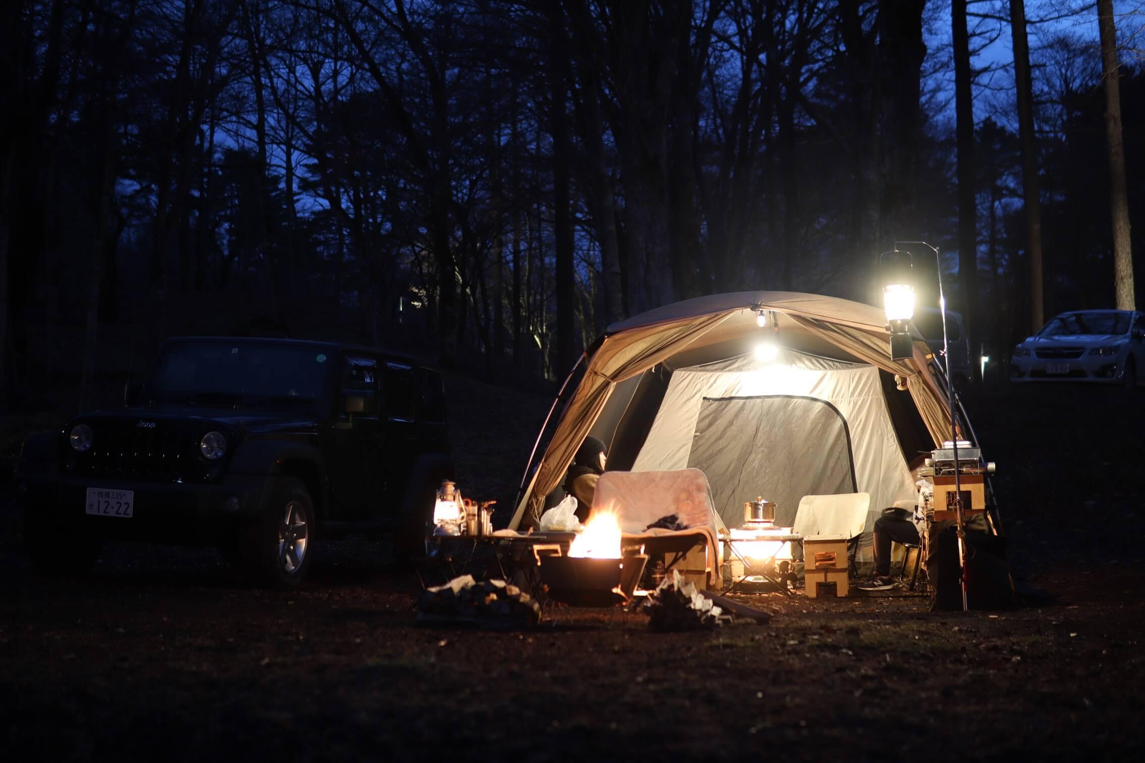 the 508 | Camp(旧:撫岳荘キャンプ場)まとめ