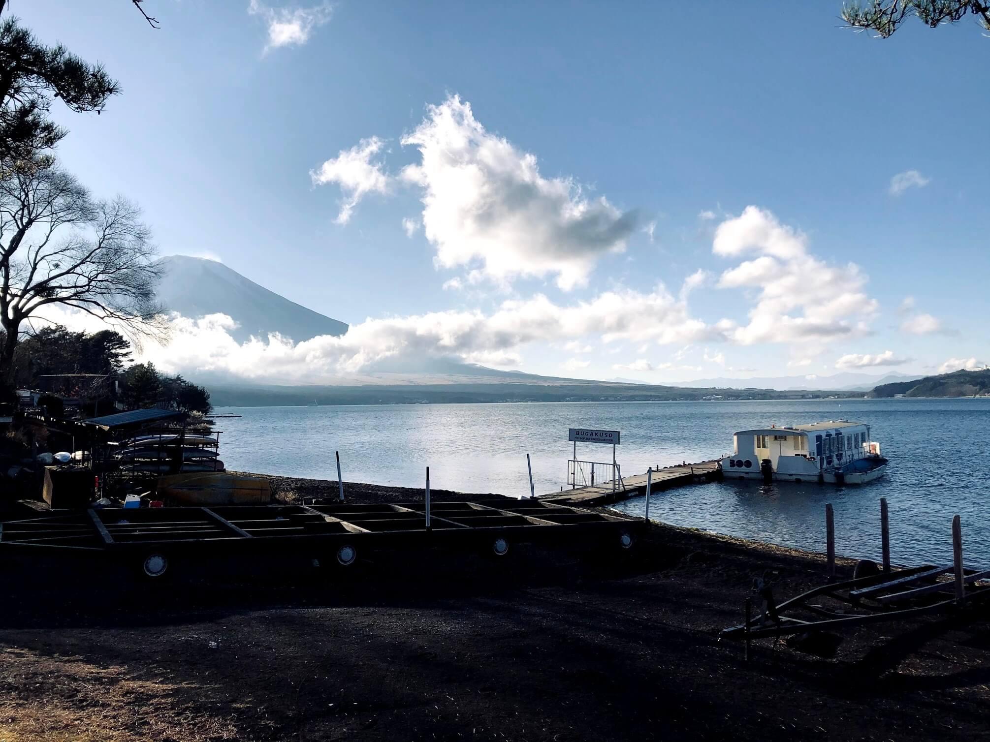 the 508 | Camp(旧:撫岳荘キャンプ場)山中湖