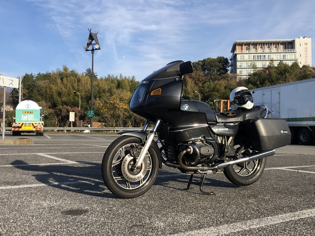 BMW R100RS(1989年式)