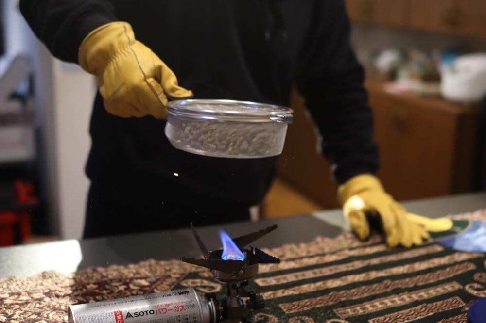 KEY COFFEE 焙煎オンラインイベント 焙煎方法