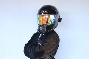 ツーリングヘルメットの王道、SHOEI GT-AIRⅡレビュー。高い利便性が魅力。