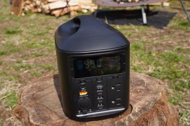 ELECAENTA(エレカンタ)S600Wレビュー。バッテリー交換可能!革命的なポータブル電源。