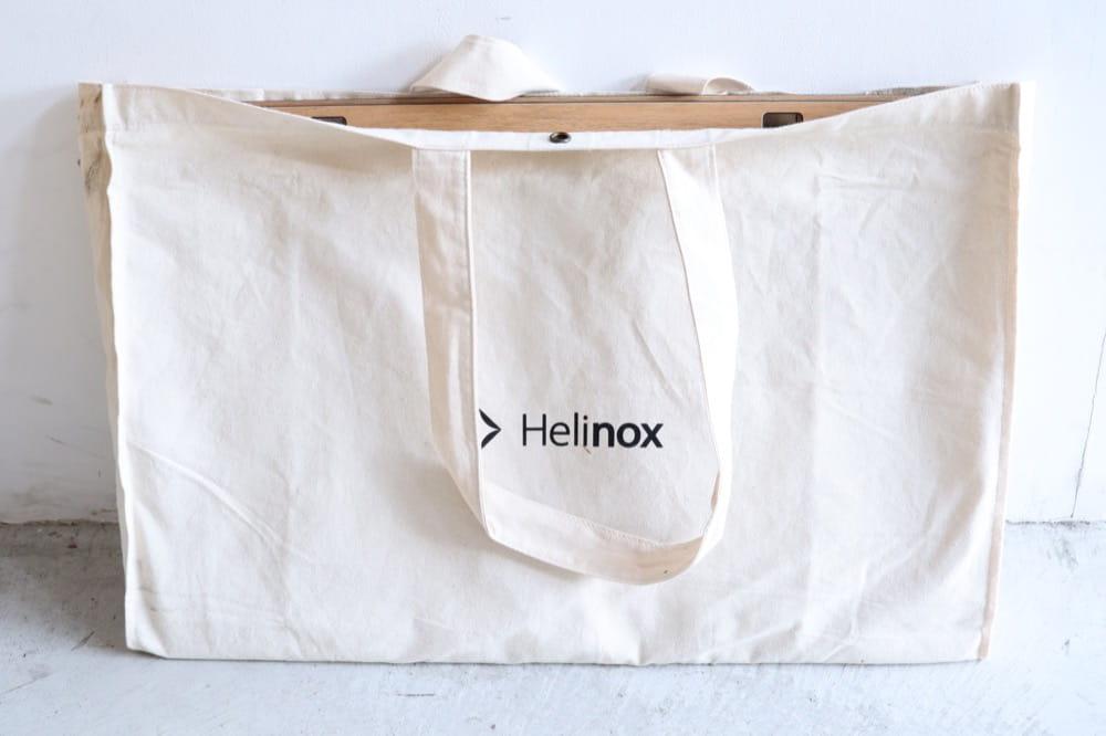 ヘリノックス Helinox テーブルワン ソリッドトップ 収納ケース