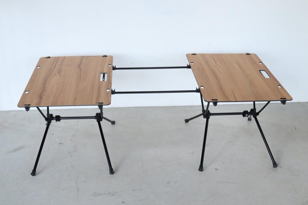 ヘリノックス Helinox テーブルワン ソリッドトップ テーブルブリッジ
