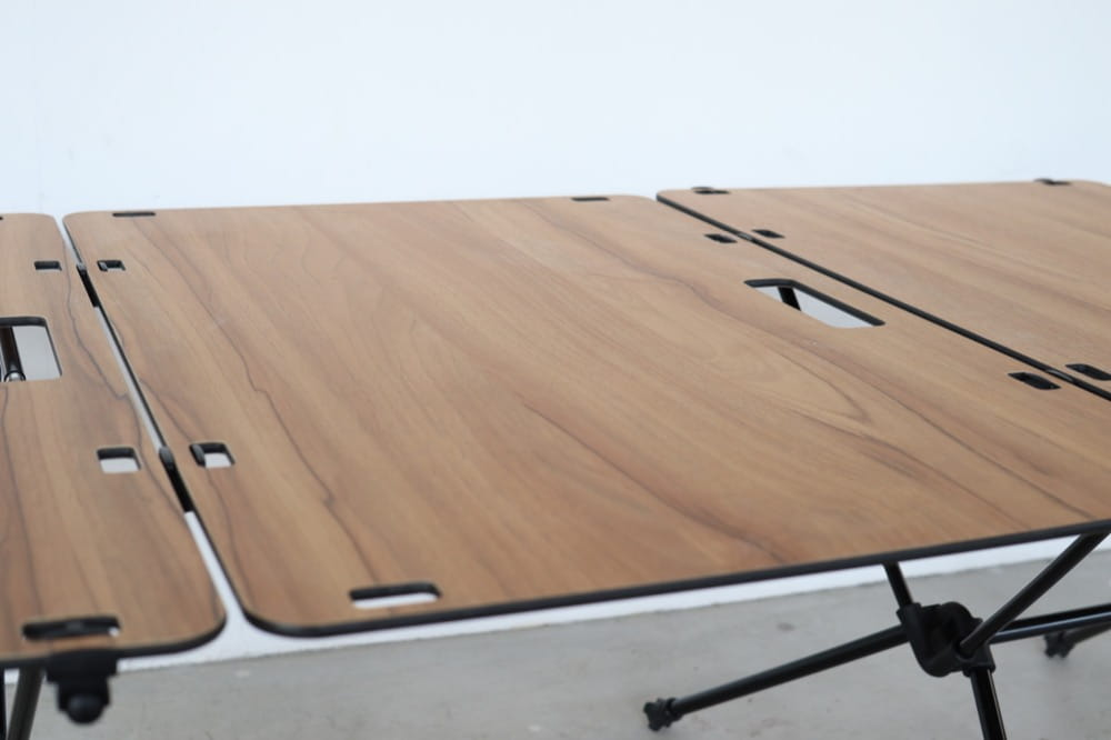 ヘリノックス Helinox テーブルワン ソリッドトップ 連結 天板高さ