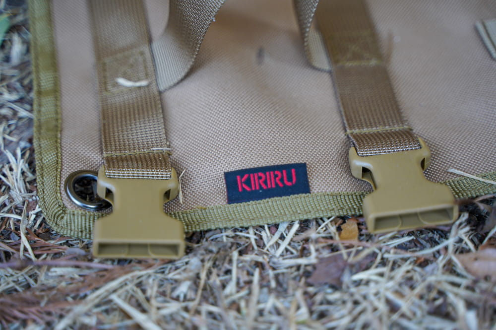 KIRIRU シューティングマット