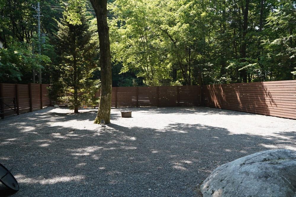 camp 24. 白州フィールド GREEN