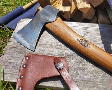 私がグレンスフォシュ ブルークの斧をおすすめする理由。スカンジナビアンフォレストを徹底レビュー!