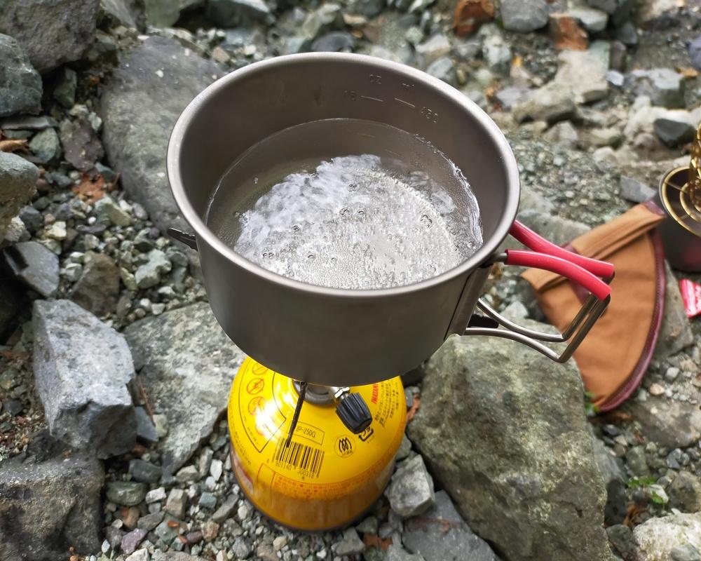 Ti 220 FH Demitasse、400FD、Ti 570 湯沸かし